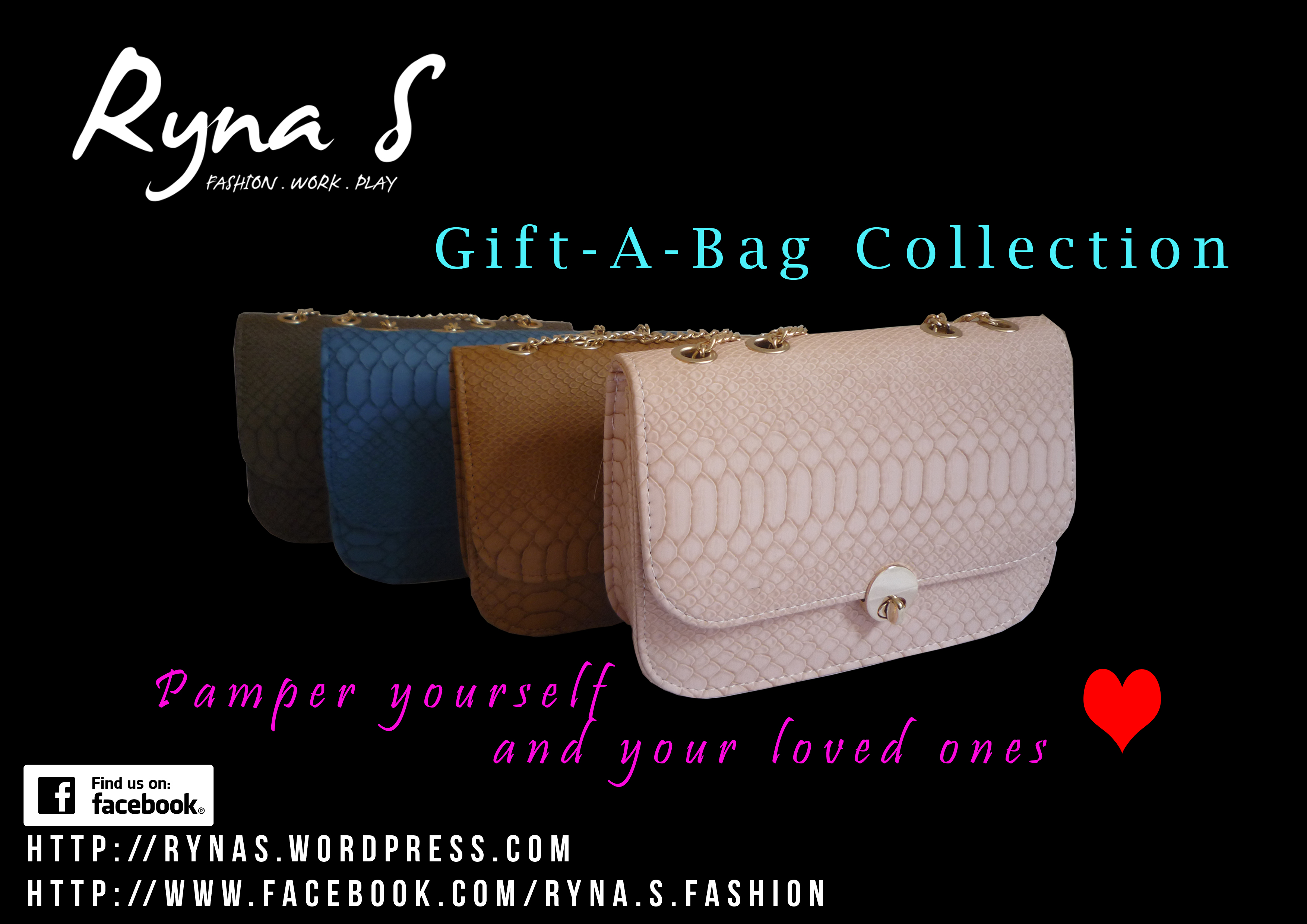 Gift A Bag Collection Launched